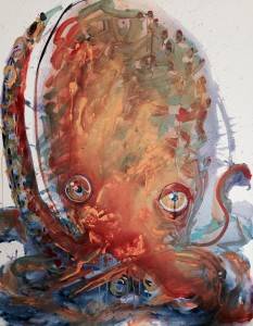 Octopus by Goodloe Byron